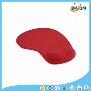 Novo desktop gel de silicone Suporte de descanso de pulso tapete mouse pad