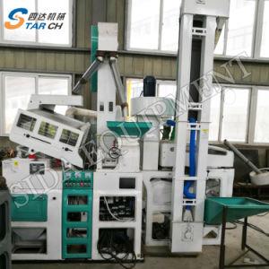 Gran capacidad 200tpd Precio de la máquina de producción molino de arroz