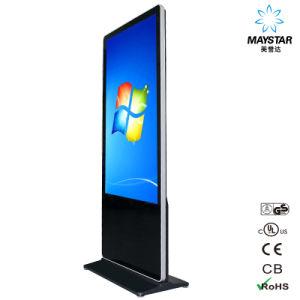 panneau LCD personnalisé un grand écran tactile capacitif de la publicité interactive 4K kiosque à écran tactile écran LCD