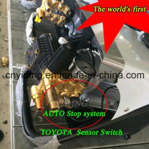 4000psi 16L/min devoir électrique de pression de l'industrie de la rondelle (RC2716HPW-DL)