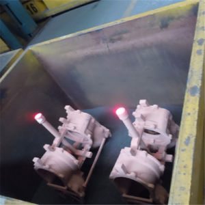 Fácil de máquina de moldeo por colada espuma perdida