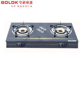 Mesa Glasstop Double Burner Gk-G001
