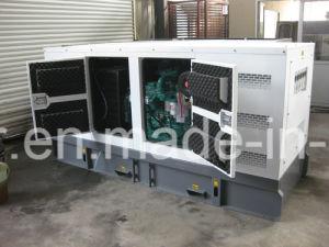 200kVA/160kw防音のディーゼル発電機のCummins Engineのディーゼル発電機