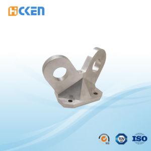 Maschinell bearbeiteter Soem-Zoll CNC anodisieren Aluminiumteil-Gewinde-Rohrfittings