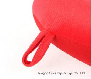 Travesseiro de viagem em forma de U Plano automóvel utilize os fabricantes chineses