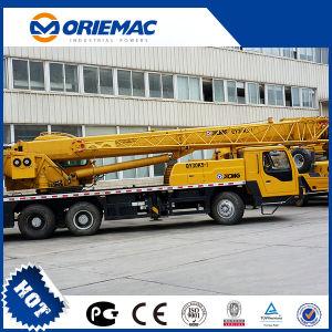 Xcm Kraan Qy25b van de Vrachtwagen van de Boom van 25 Ton de Mobiele Telescopische. 5