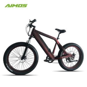 48V 500W Hot vendem bicicletas eléctricas pneu de gordura