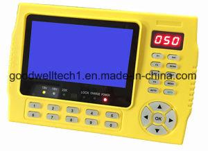 Dispositivo portátil 4.3 Localizador Sat Digital com saída HDMI