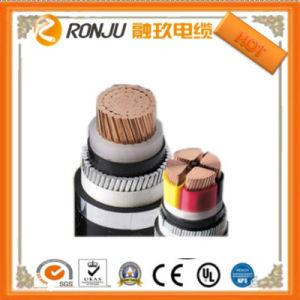 Il rame/XLPE di memoria 16mm2 di bassa (Cu) tensione 4 ha isolato/nastro d'acciaio corazzato/cavo elettrico del PVC