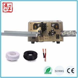 Cable de alta velocidad automático de corte de cables desvestido de la máquina