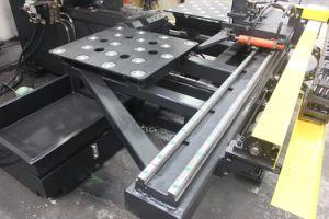 CNCアセンブリをあけるモジュラー打つマーキング
