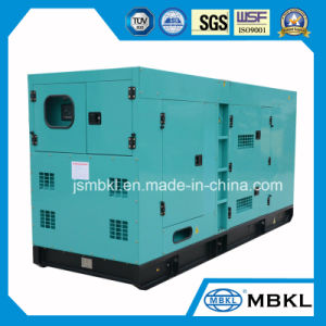 generatori diesel silenziosi trifase 403A-11g1 di 7kw 9kVA Perkins