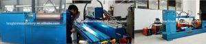 Marchio automatico della bombola per gas di GPL che fa macchina