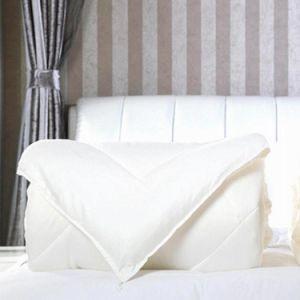 Venda por grosso de venda a tubulação de laminagem a quente de Verão branco de retalhos/edredão/Consolador