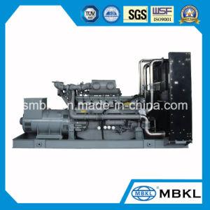 gruppo elettrogeno 800kw/1000kVA con il motore diesel della Perkins con ATS (permutabile)
