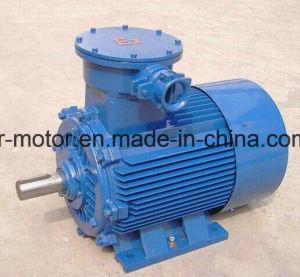 Yb2 Serie de High-Power de bajo voltaje trifásico incombustible motores asíncronos