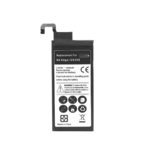 Batería de repuesto para Samsung S6egde+ G9200/G9250/G9280/G9350 3030mAh