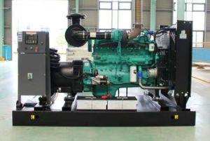 50Hz 150kVA/120kw Dieselgenerator für den Verkauf angeschalten durch Cummins Engine (GDC150*S)