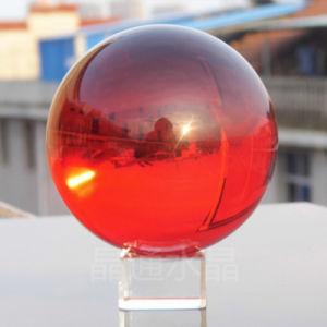 Comercio al por mayor la pequeña bola de cristal, bolas de cristal de cuarzo natural para Office Fengshui