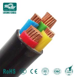 Cobre XLPE com isolamento de PVC/Elétricas/bainha do cabo do Fio de Alimentação Elétrica