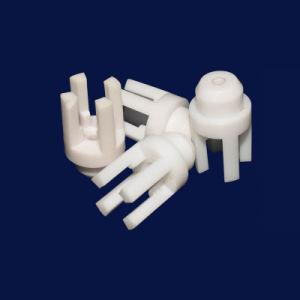99%のAl2O3アルミナ耐久力のある機能の陶磁器バーナーのノズル
