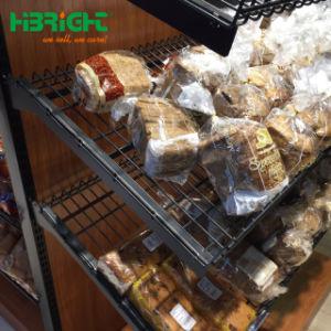 صنع وفقا لطلب الزّبون خشبيّة خبز شوكولاطة عرض إستعراض من رصيف صخري عداد خزانة [ديسبلي رك]