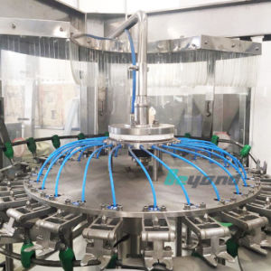 Contrôle numérique de jus d'Orange douce avec la pâte de machines de remplissage (RCGF)