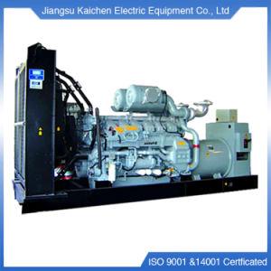 Van de Diesel van Perkins de Stille Generator van de Macht Reeks van de Generator