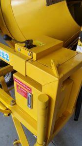 Diesel van tdcm500-Dh van de fabrikant Concrete Mixer met Hydraulische Vultrechter