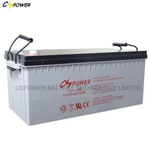 中国の再充電可能なゲル電池12V 230ah Cg12-230