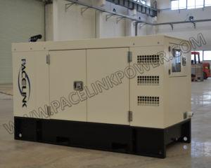 Ce/ISOの単一フェーズの18kVA Yangdongによって動力を与えられる防音のディーゼル発電機