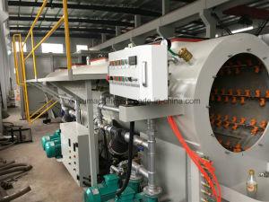 Una buena calidad de plástico UPVC/Línea de extrusión de tubería de PVC