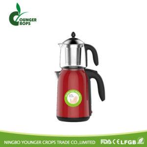ミルクの電気茶メーカーの茶炊事道具のための1.5L電気やかん