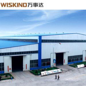 La CE aprobó la estructura de acero de calidad garantizada de los edificios de almacenamiento