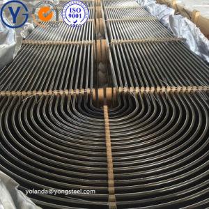 JIS G3454/EN10216/ASTM A179 A192 Tubo de acero sin costura de Carbono para Intercambiador de calor