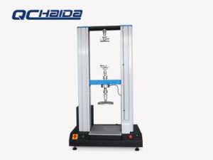 Espuma de doble columna de la máquina de prueba de compresión