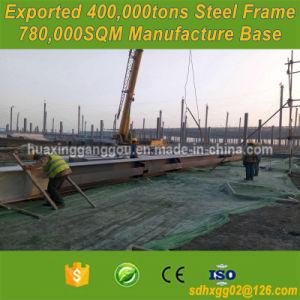 A36 A572 Pre material de las estructuras de Fab