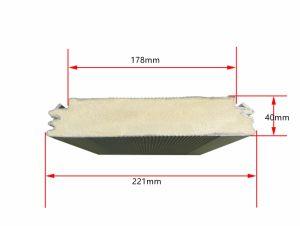 Rullo veloce sui portelli di alluminio
