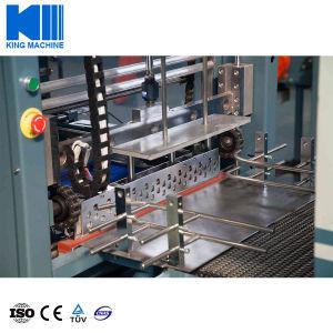 자동적인 접착성 스티커 물병 포장 레테르를 붙이는 기계