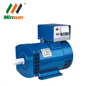 Motor trifásico diesel generador alternador