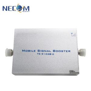 850MHz hulpVersterker 23dBm de Volledige Spanningsverhoger van het Signaal van de Band, GSM de Spanningsverhoger van het Signaal, 3G de Spanningsverhoger van het Signaal, de Mobiele Spanningsverhoger van het Signaal GSM850,