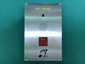 Di guida del punto del fante di marina audio telefono resistente all'intemperie del portello di Digitahi verso il mare aperto