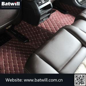 Totalmente coberto de carro de PVC tapetes do piso para o comércio por grosso