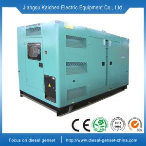 산업 사용을%s 전력 침묵하는 디젤 엔진 발전기
