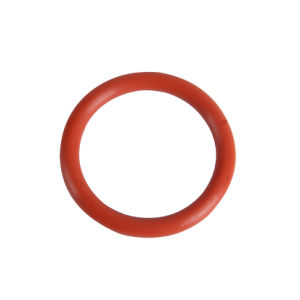 De RubberO-ring van het Silicone van de Hittebestendigheid van de Rode Kleur van hoge Prestaties