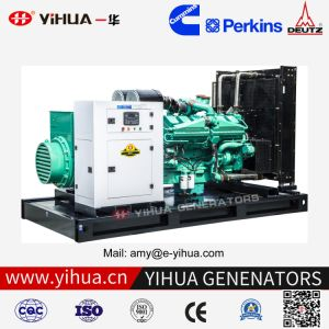200kVA Cummins elektrischer leiser Dieselenergien-Generator