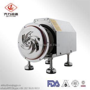 Alta pompa ad acqua centrifuga di portata