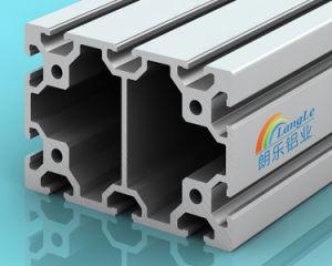 8080 t-Schlitz-gestaltendes Aluminiumstrangpresßling-Profil