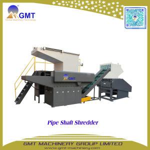 El reciclaje de plástico PVC WPC Granulator biomasa de madera que hace la máquina