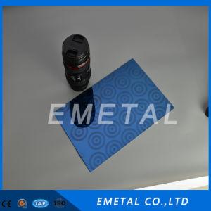 Lo specchio 201 304 316 ha inciso lo strato dell'acciaio inossidabile di rivestimento di reticolo